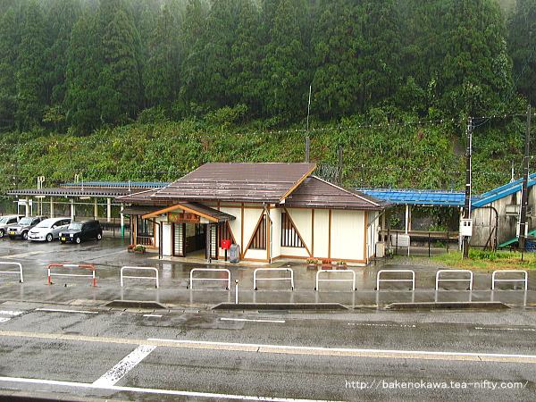 塚山駅駅舎その1