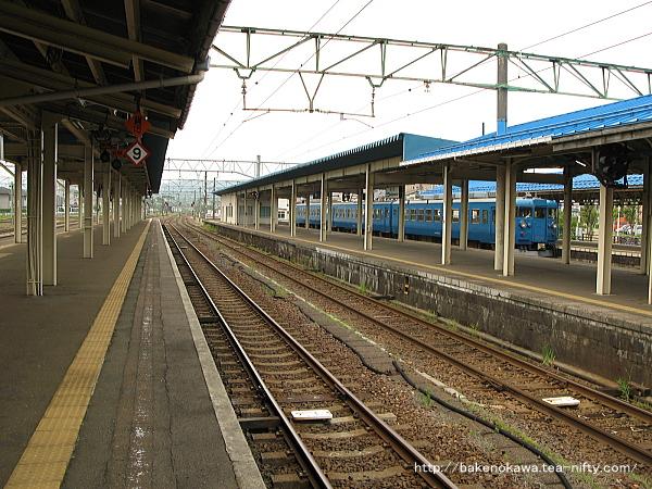 直江津駅の5-6番島式ホームその4