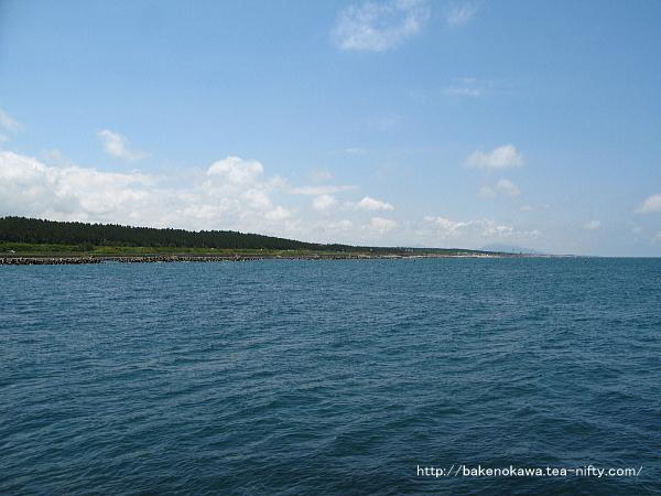 初夏の日本海その1