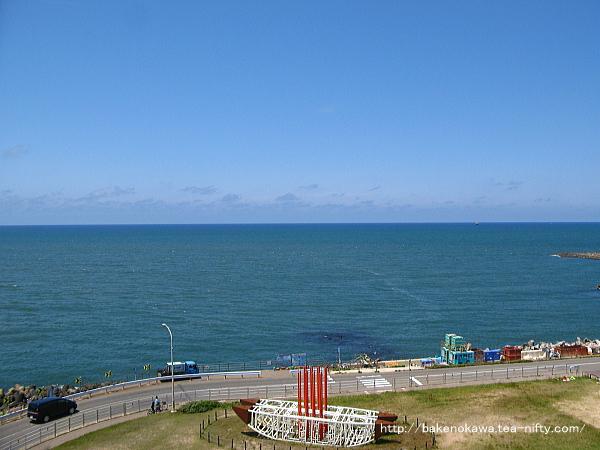 展望台から見た関屋浜その1