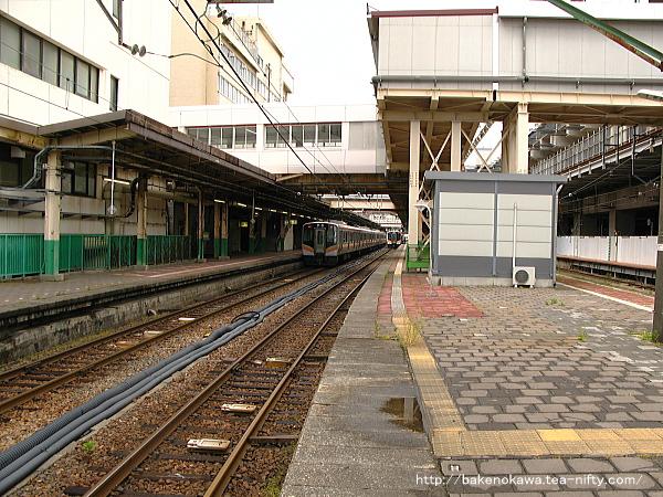 新潟駅の2-3番島式ホームその1