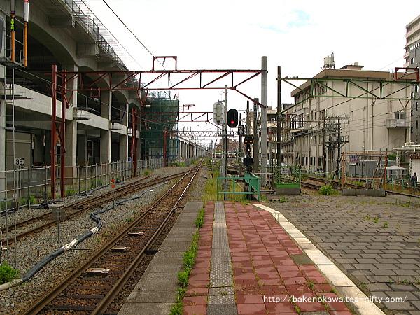 新潟駅の2-3番島式ホームその2