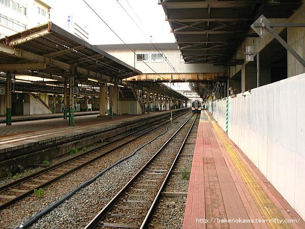 新潟駅の4番線その3